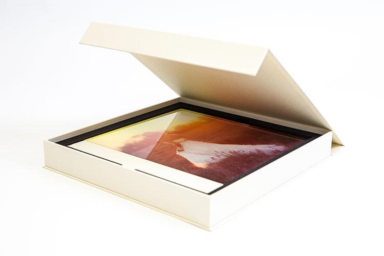 das hochzeits foto fotoalbum acryl mit verpackung - Hochzeitsalben