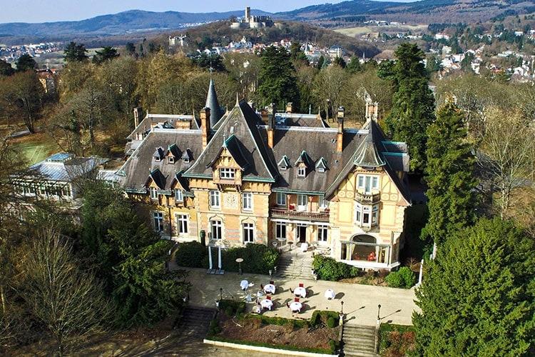 das hochzeits foto kempinski falkenstein rothschild 01 - Villa Rothschild, Königstein