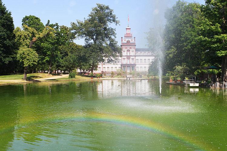 das hochzeits foto schloss philippsruhe 01 - Schloss Philippsruhe, Hanau