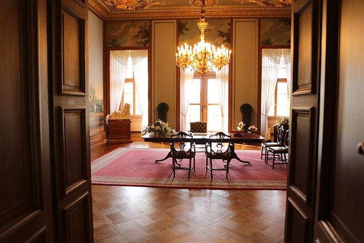 das hochzeits foto schloss philippsruhe 04 - Schloss Philippsruhe, Hanau