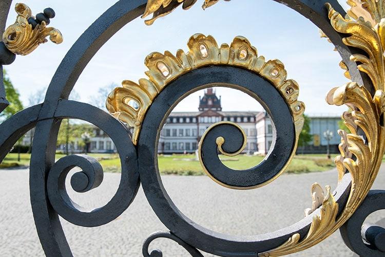 das hochzeits foto schloss philippsruhe 05 - Schloss Philippsruhe, Hanau