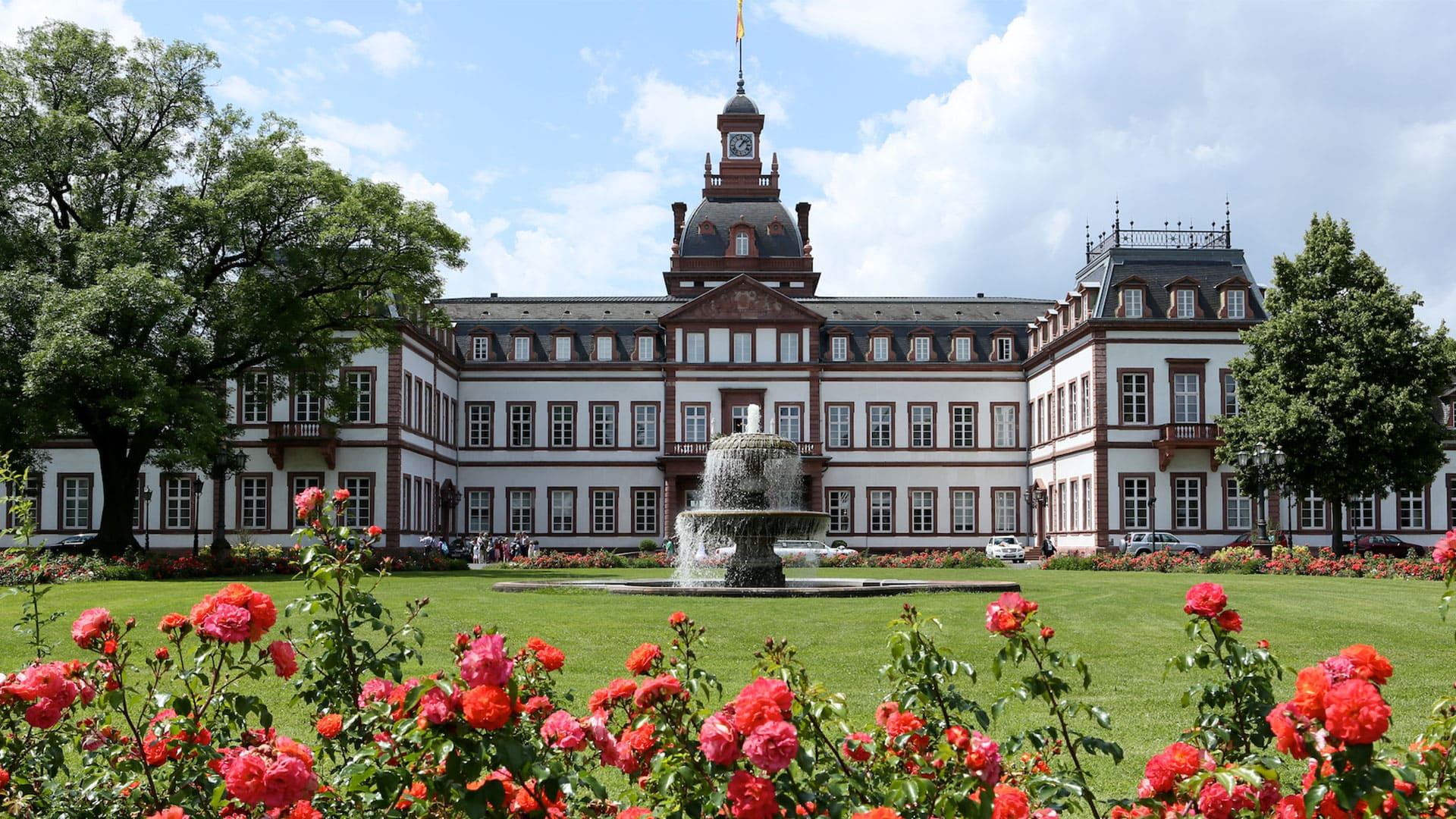 das hochzeits foto schloss philippsruhe bg - Schloss Philippsruhe, Hanau