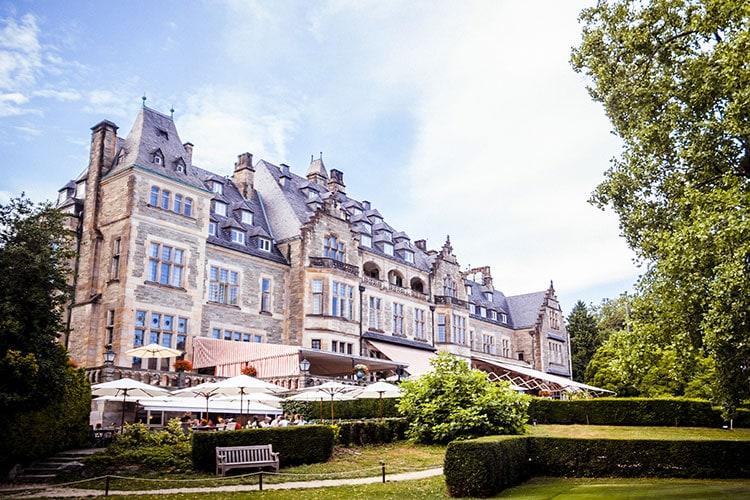 das hochzeits foto schlosshotel kronberg 01 - Schlosshotel, Kronberg