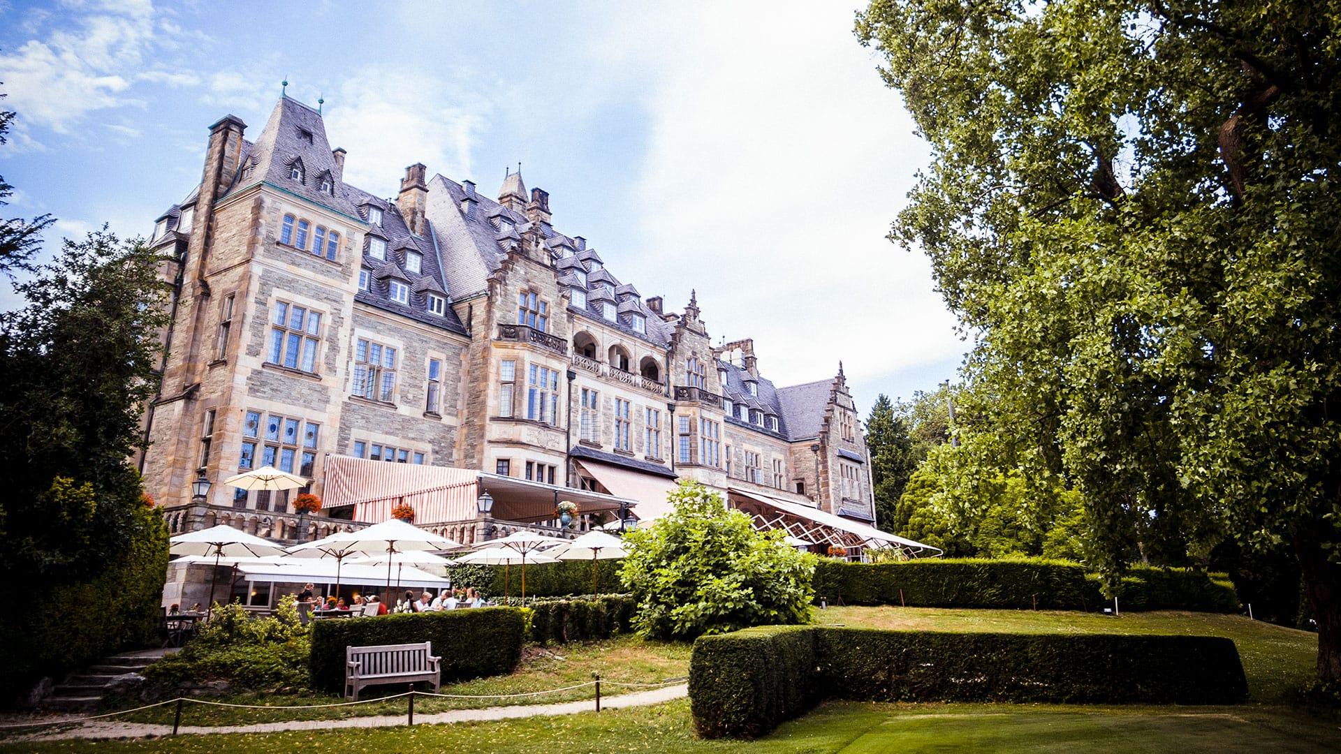 das hochzeits foto schlosshotel kronberg bg - Schlosshotel, Kronberg